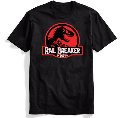 "TREX ""RAILBREAKER"" T-Shirt - We Rave Hard"