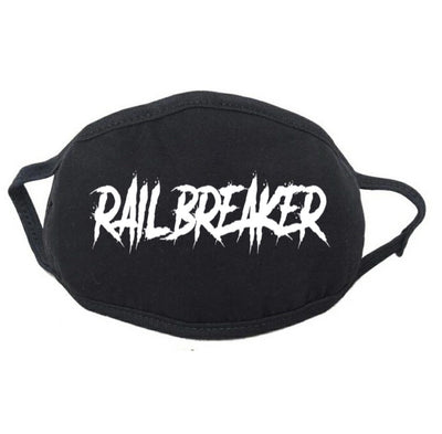 Rail Breaker Face Mask - We Rave Hard