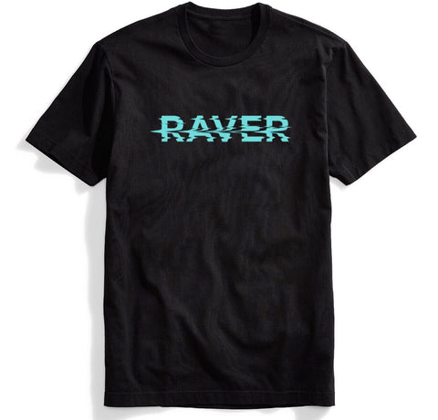 RAVER T-Shirt - We Rave Hard
