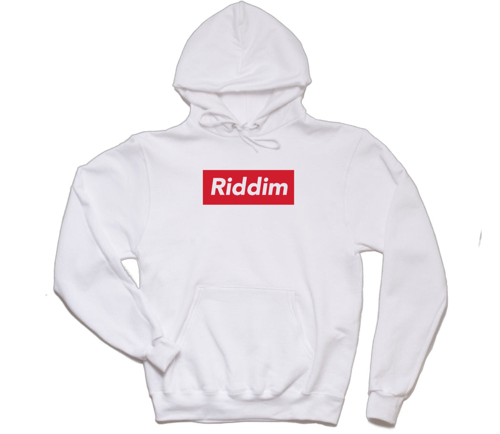 Play Some Riddim Hoodie - We Rave Hard