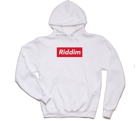 Play Some Fucking Riddim Hoodie - We Rave Hard