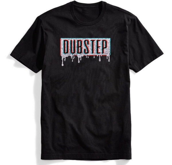 DubStep Tee - We Rave Hard