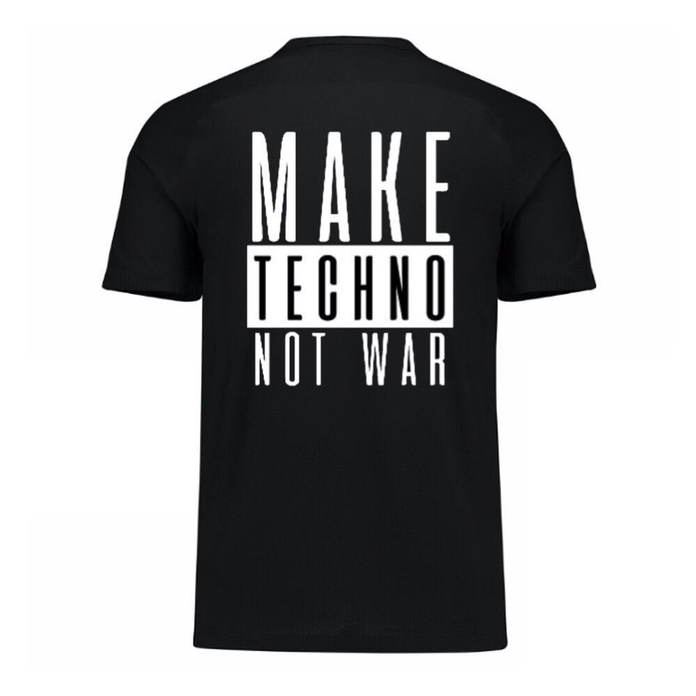 Techno T-Shirt - We Rave Hard