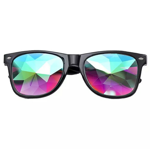 We Rave Hard - Ultimate Kaleidoscope Glasses - We Rave Hard