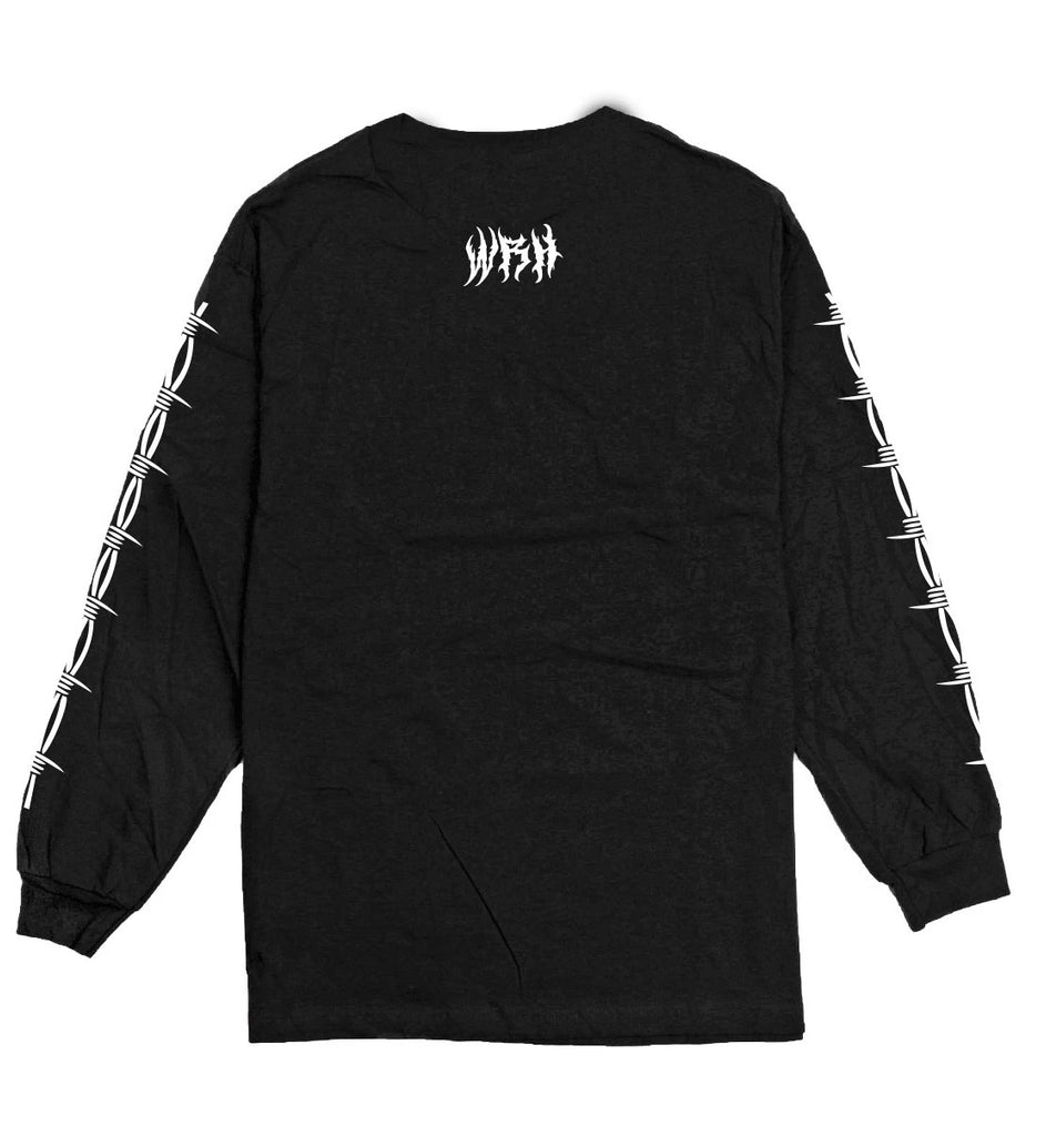 WRH Wire Face Long Sleeve T
