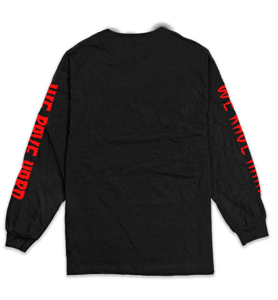 Deth by RIDDIM Long Sleeve