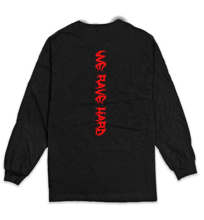 WRH RIDDIM or DIE Long Sleeve