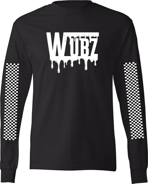 WUBZ LONG SLEEVE TEE - We Rave Hard