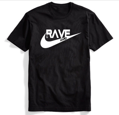 Just Rave Tee - We Rave Hard