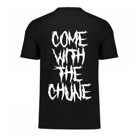 Come With The Chune Acid Melt We Rave Hard T-shirt - We Rave Hard