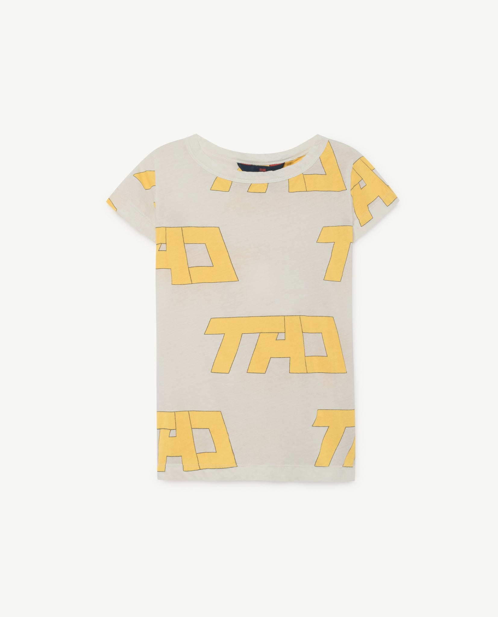 HIPPO KIDS T-SHIRT // WHITE TAO