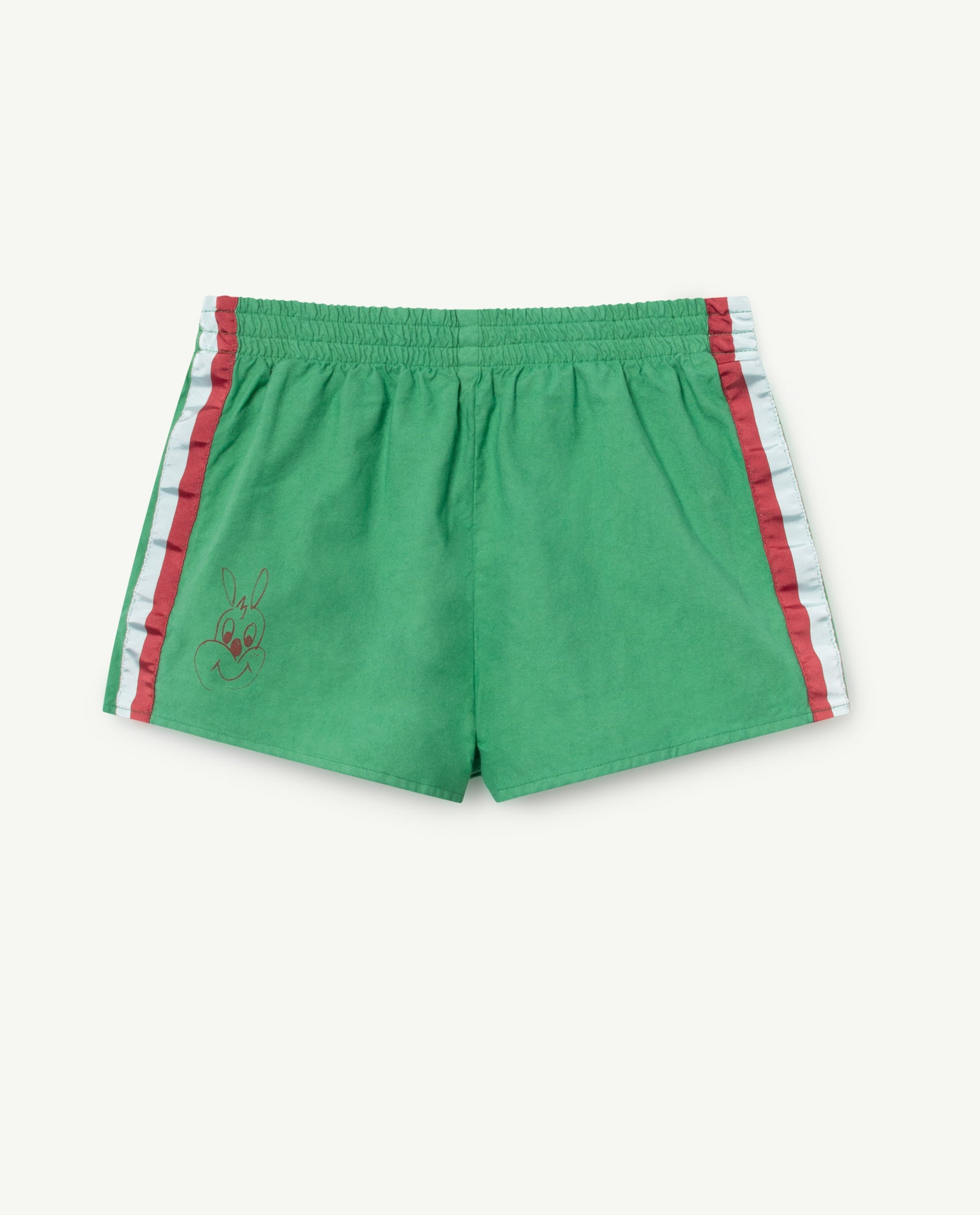 SPIDER KIDS SHORTS // GREEN RABBIT
