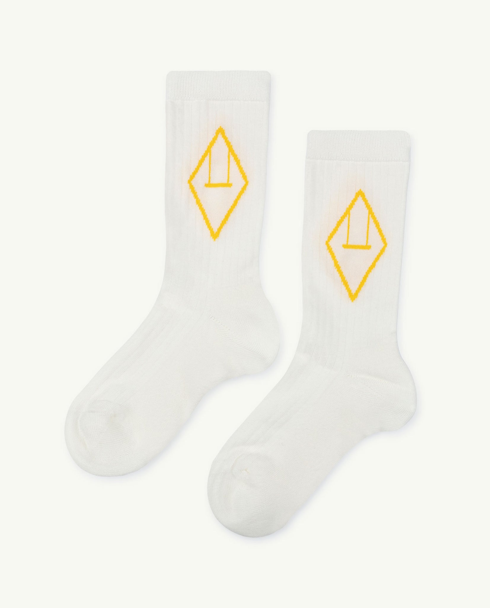 SNAIL SOCKS // YELLOW