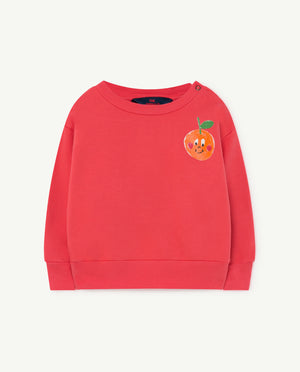 Bear Babies Sweatshirt - Red Fruit