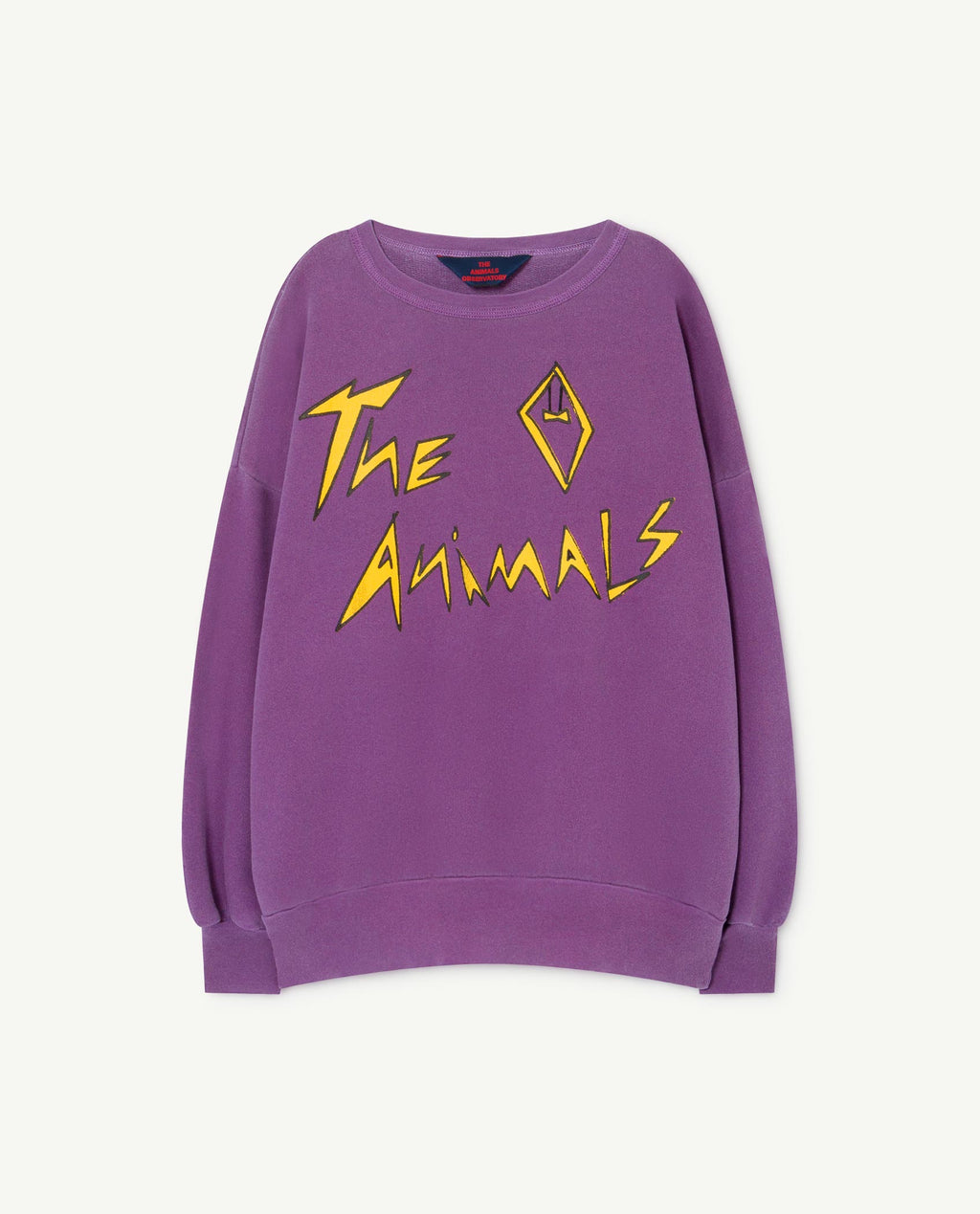 Big Bear Kids Sweater - Violet The Animals
