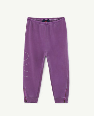 Panther Kids Pants - Violet Tao