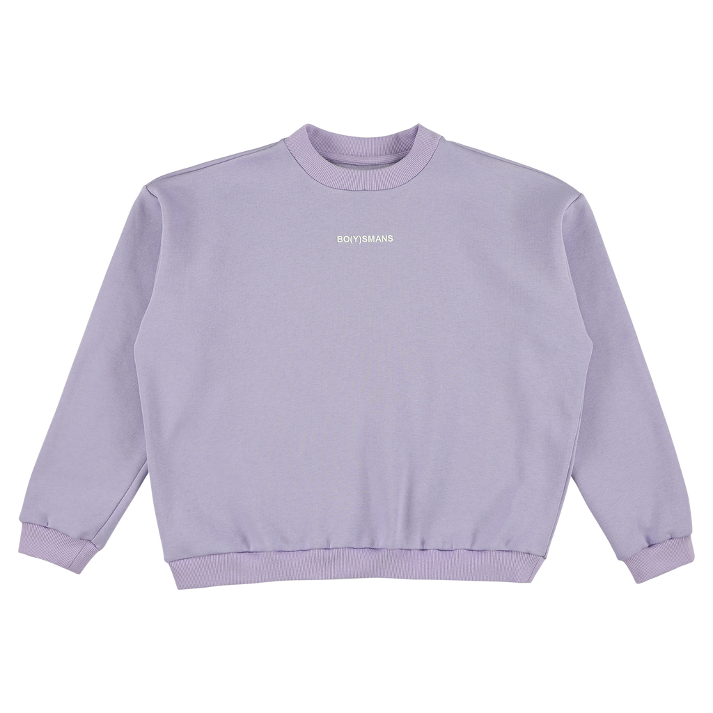 Sweater - Purple