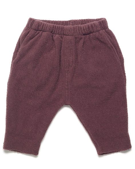 Boria terry Pants - raisin