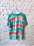Oversized T-shirt - multicolor