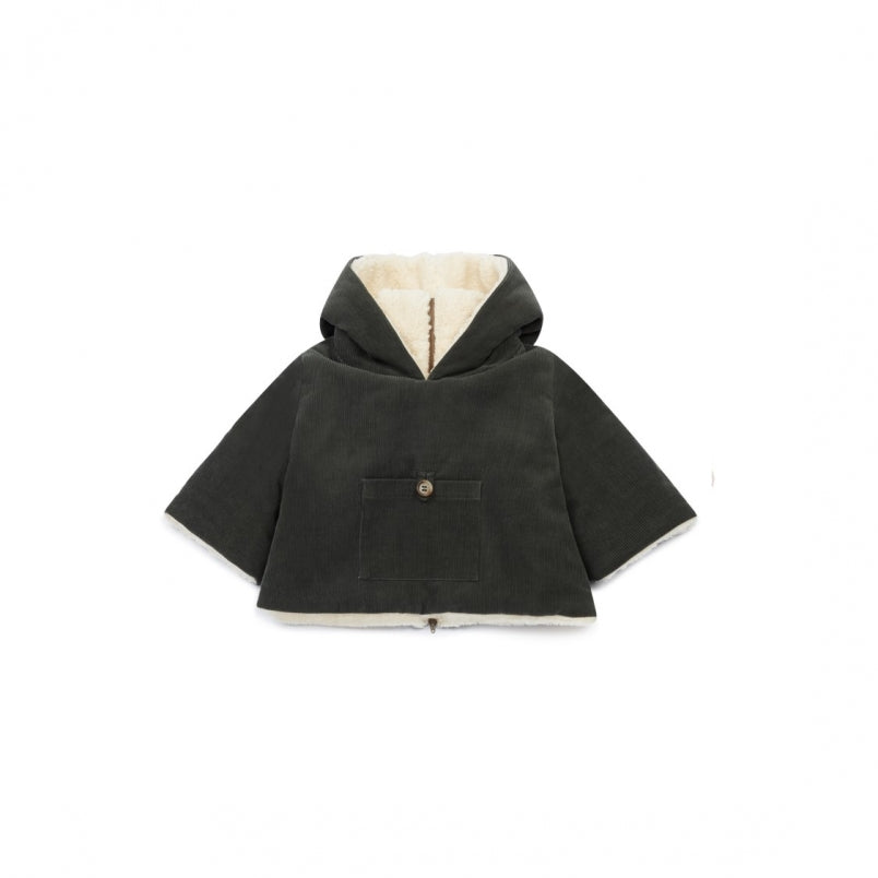 Camion Baby Jacket - Brown