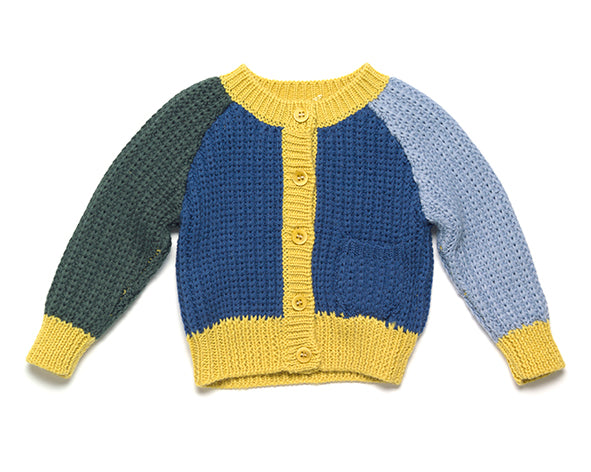 Cosie cardigan - Blue