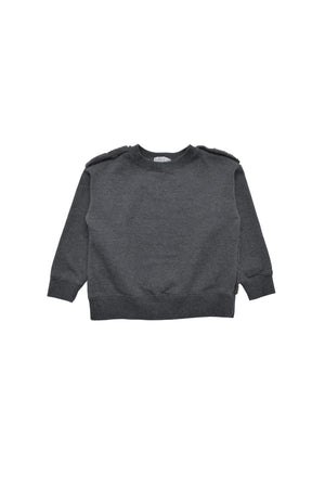 2way Sweater - Charcoal Grey