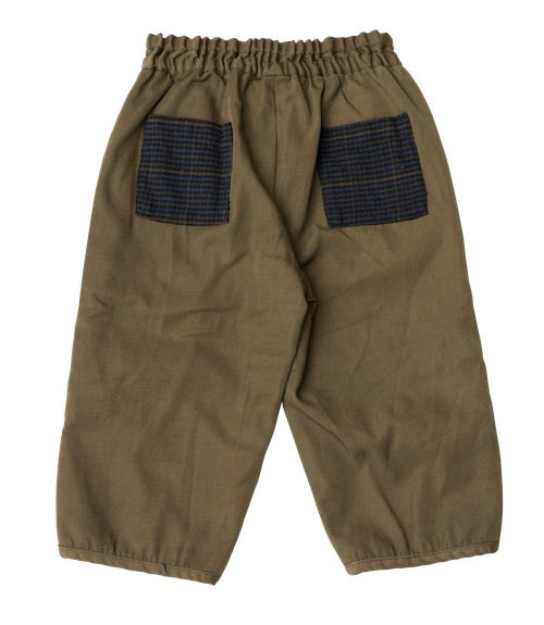 Military Pants - Olive