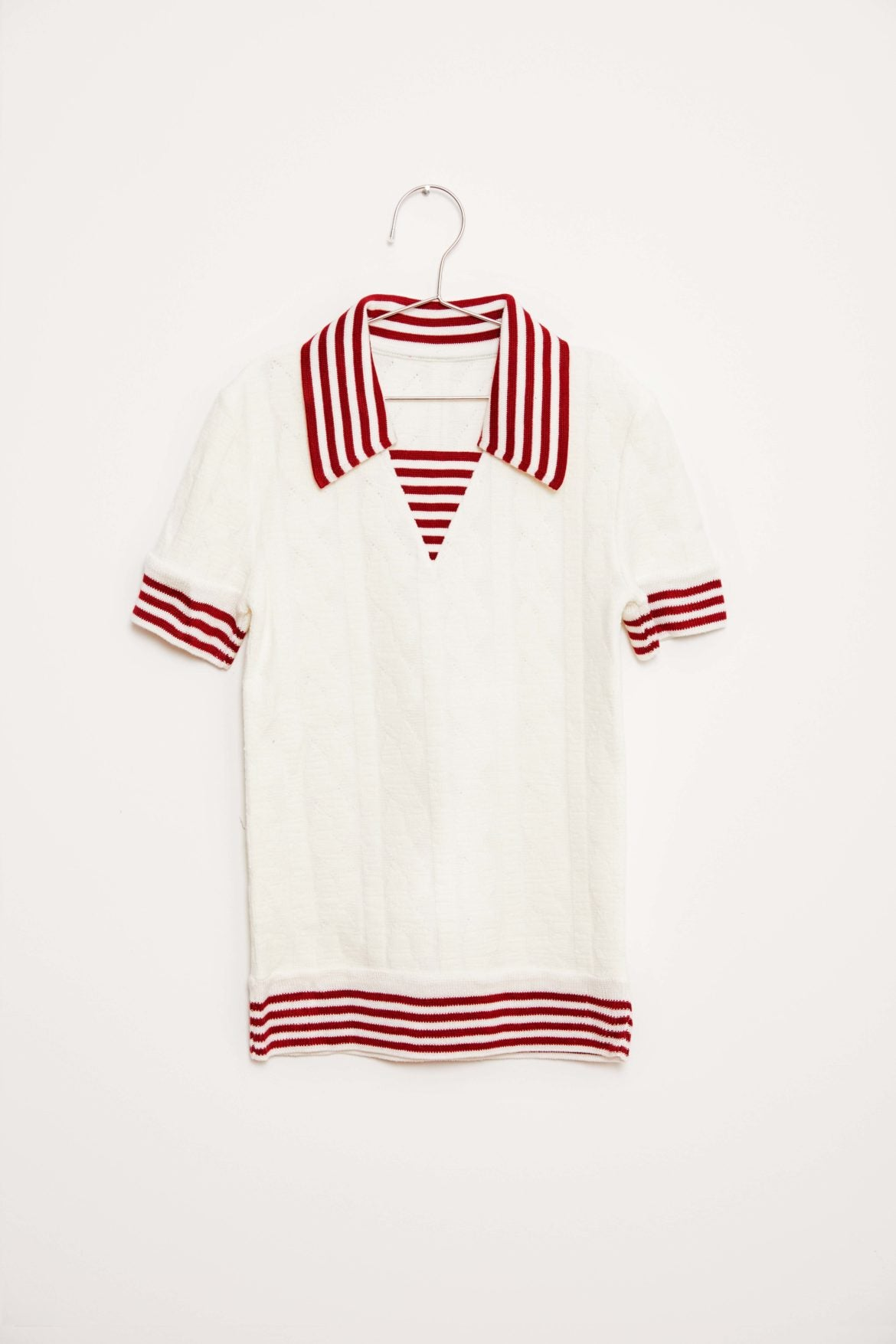 Sailor knitted top