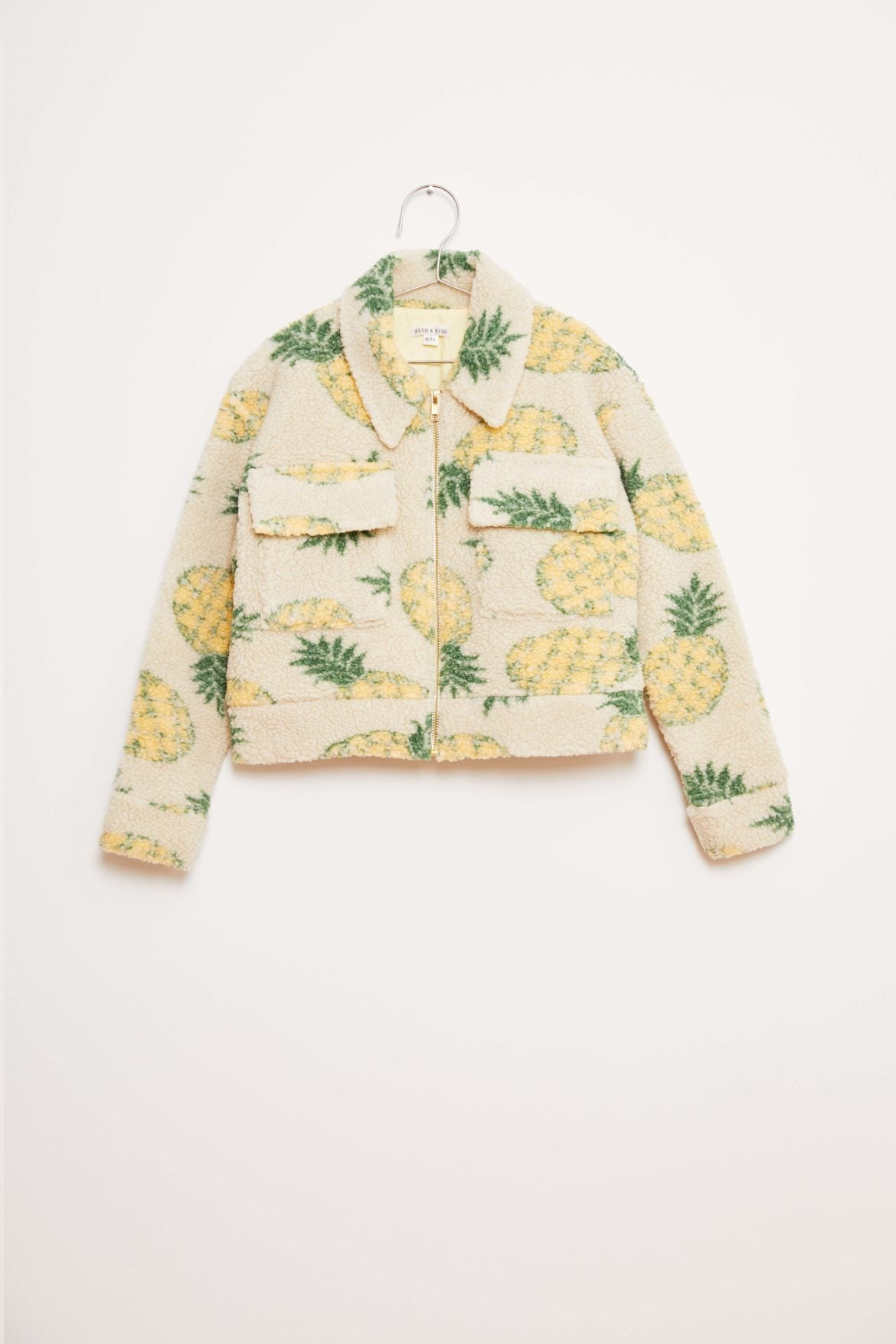 Pineapple jacket