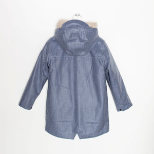 Snake pit - Light Denim Teddy Inner