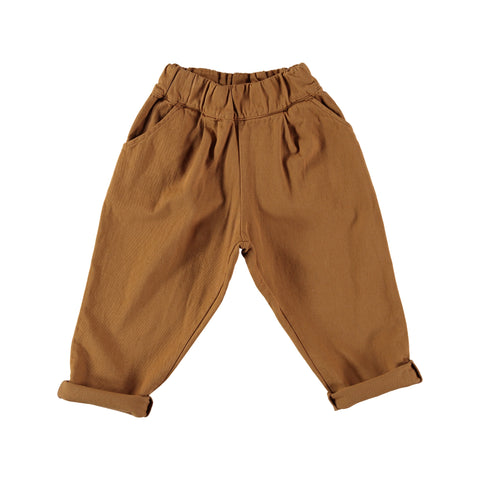 Trousers Kids Nepal - Caramel