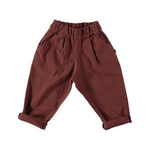 Trousers Kids Nepal - Wine