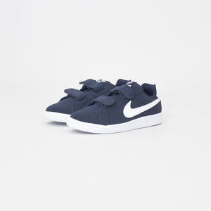 Court royale kids - obsidian/white - KID - 4