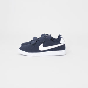 Court royale kids - obsidian/white - KID - 1