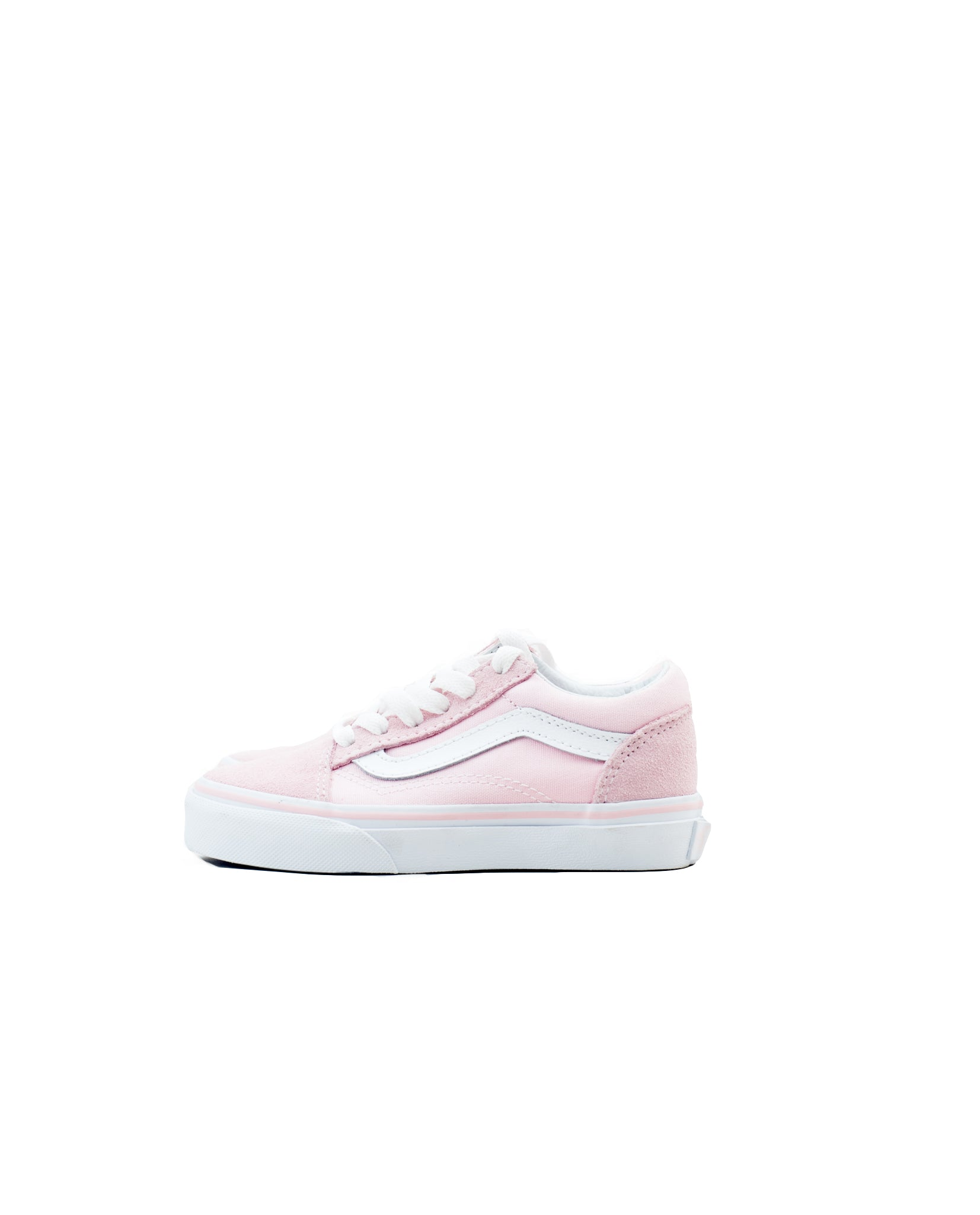 bdf473725db53e Kids old skool suede canvas - chalk pink – KID