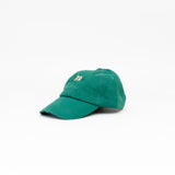 Dad cap - forest green