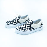 Classic slip on - checkerboard - KID - 3