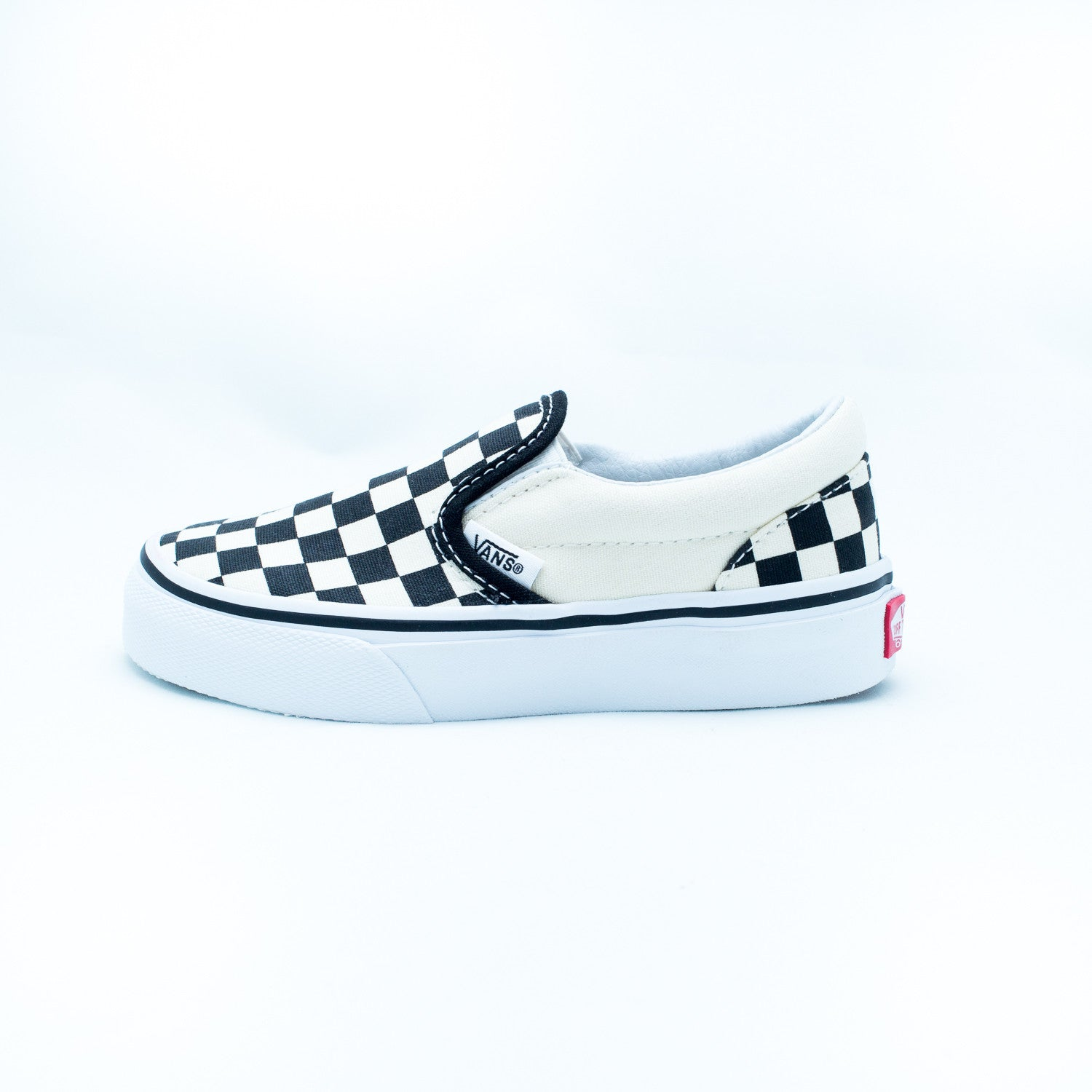 Classic slip on - checkerboard - KID - 1