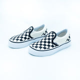 Classic slip on - checkerboard - KID - 2