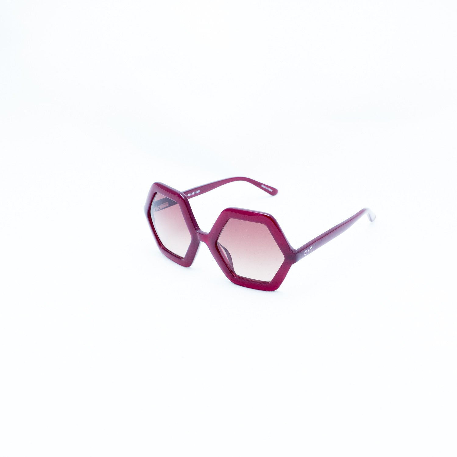 Honey sunglasses - burgundy - KID - 1