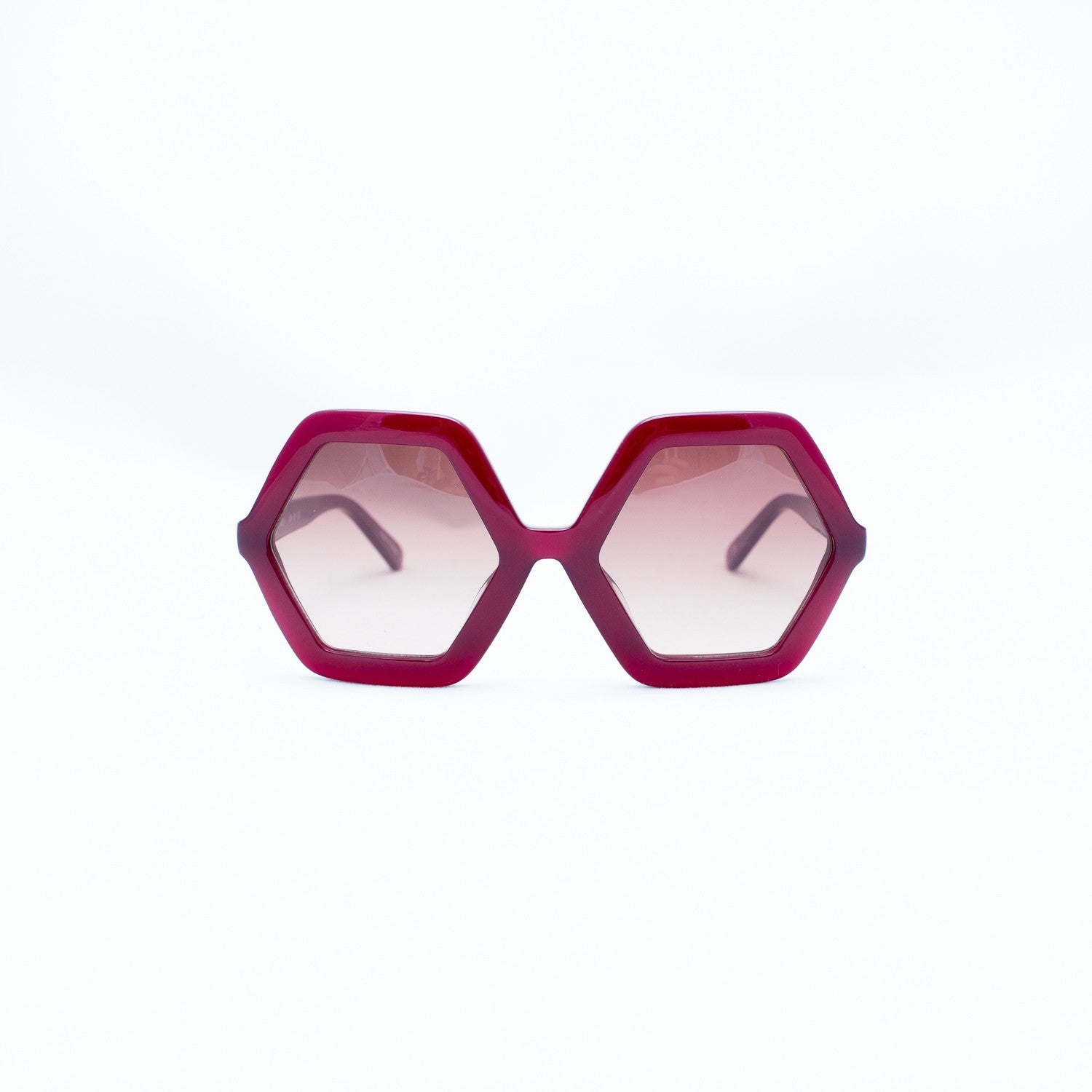 Honey sunglasses - burgundy - KID - 3