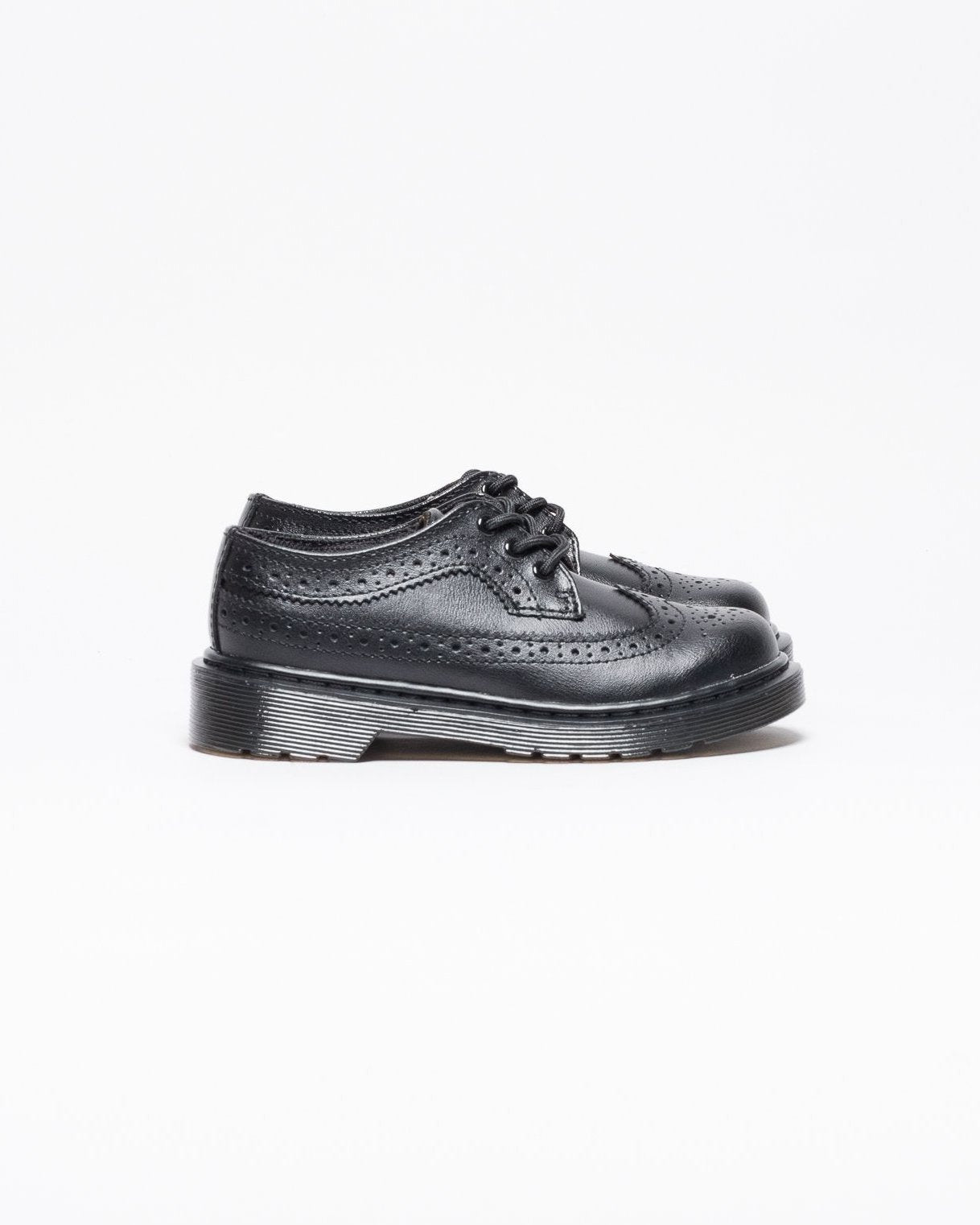 Brogue T lamper - black