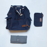Ransel - blue - KID - 9