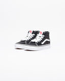 Sk8-hi -true white/black
