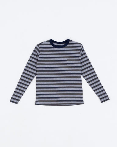 Little Rough Rider - navy/grey/khaki