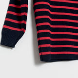 Moussaillon navy/red - KID - 2
