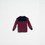 Moussaillon navy/red - KID - 5