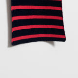 Scarf - navy/red - KID - 3