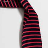 Scarf - navy/red - KID - 4