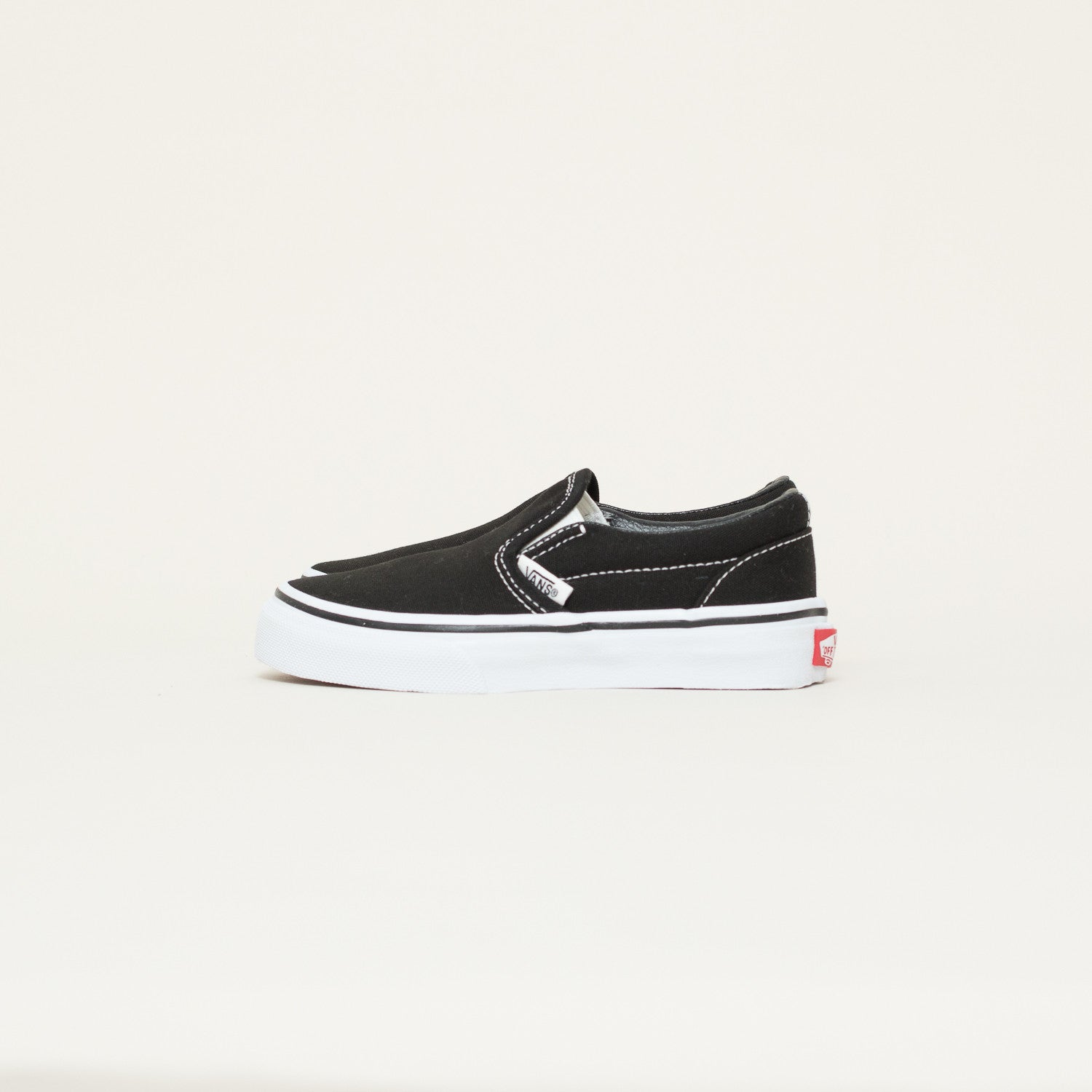 Kids slip-on - black - KID - 1